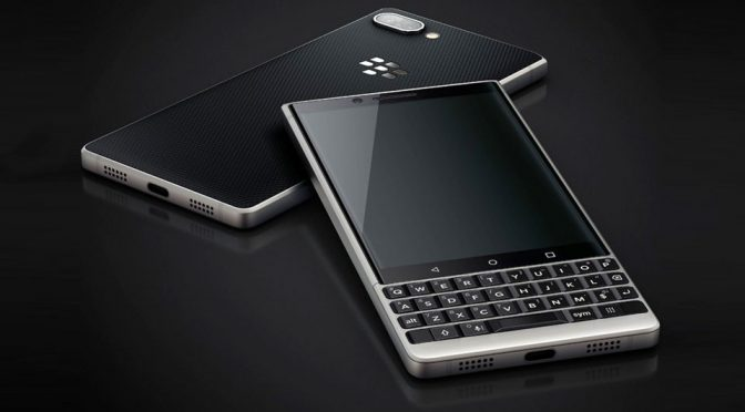 BlackBerry KEY2 Android Smartphone