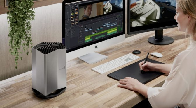 Blackmagic eGPU for Apple MacBook Pro