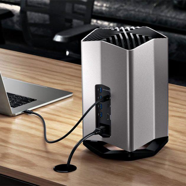 Blackmagic eGPU for Apple MacBook Pro