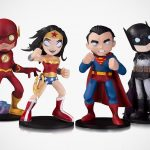 Chris Uminga DC Artists Alley Vinyl Figures Made DC Heroes Cool Again