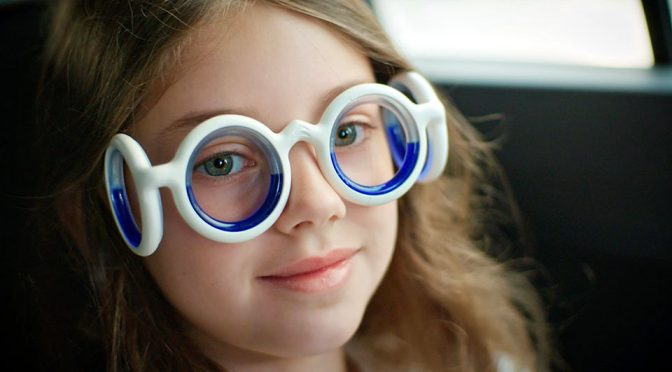 Citroën Wants This Weird Looking Glasses To Get Rid Of Motion Sickness