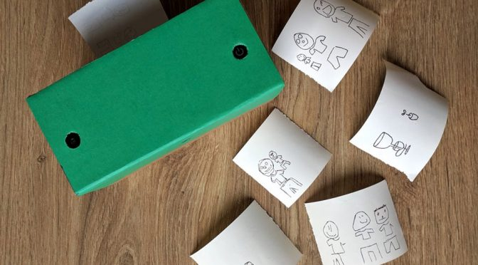 Someone Made A Camera That Turns Captured Images Into Doodles