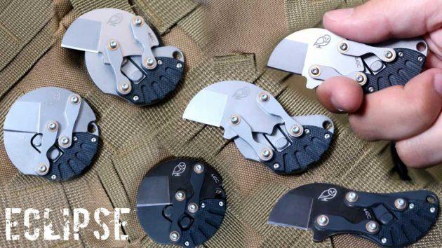 Eclipse Morphing Nano Blade EDC Knife