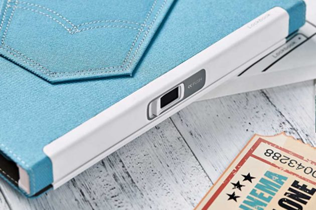 FPlife Lockbook with Fingerprint Diary