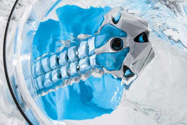 Festo BionicFinWave Underwater Robot