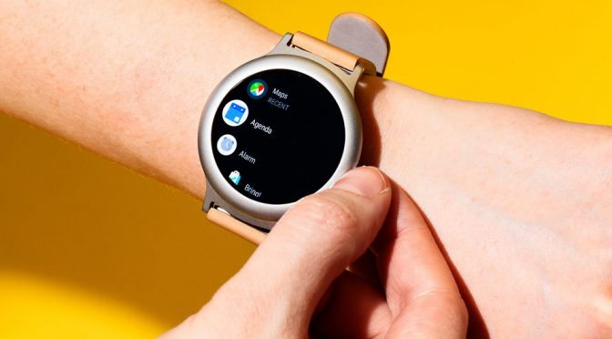 Google Will Have A Smartwatch Under Its Pixel Line?