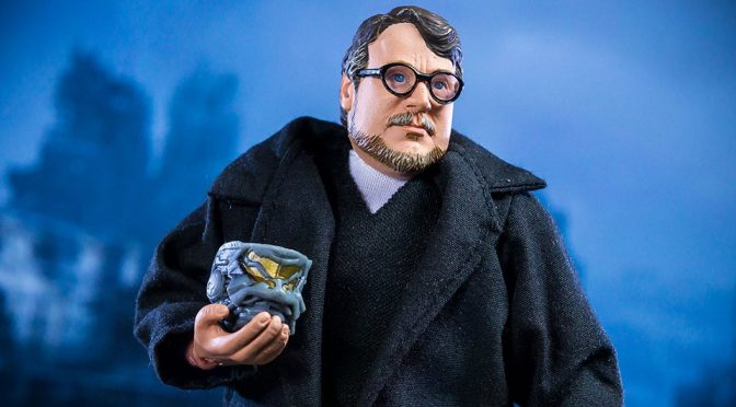 NECA Honors Filmmaker Guillermo del Toro With His Very Own Action Figure