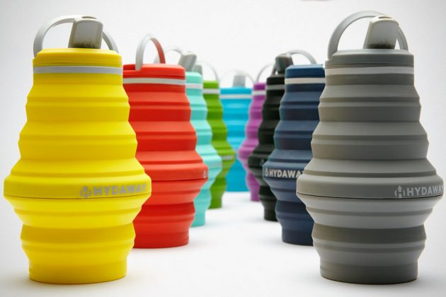 Hydaway Collapsible Water Bottle Version 2.0