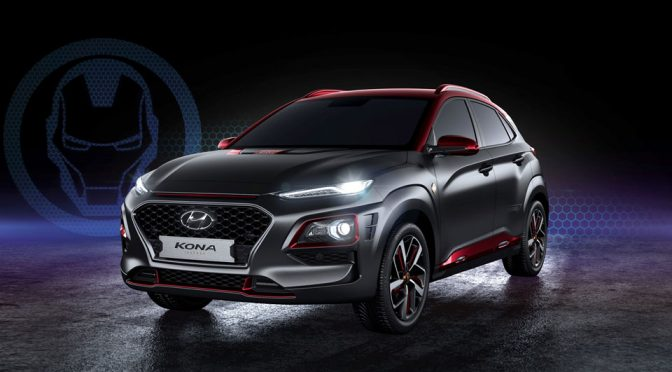 Here's An Official <em>Iron Man</em>-themed Hyundai Money Can Buy