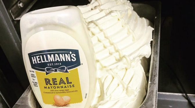 Mayonnaise Ice Cream Is A Thing, But Is It Yummy Or Yucky?