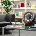 The Half-size Pirelli Wind Tunnel Tire Is Now A Bluetooth Speaker