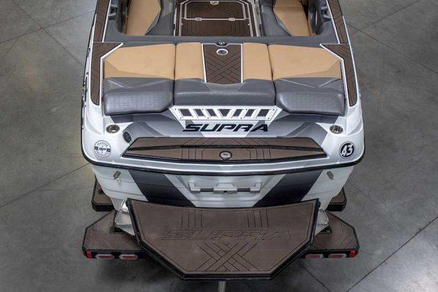 Ken Block Supra Ford Raptor Boat