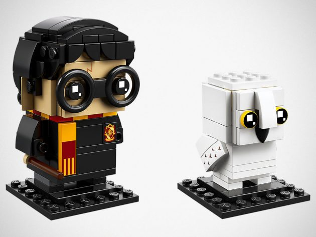 LEGO 41615 Harry Potter and Hedwig Brickheadz