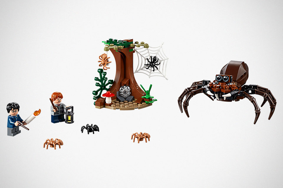 LEGO 75950 Harry Potter Aragog's Lair