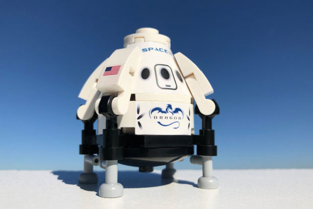 LEGO Ideas SpaceX - The Ultimate Collection Set