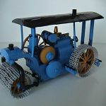LEGO MOC Hamm 1911 Roadroller Deserves To Be An Official LEGO Set