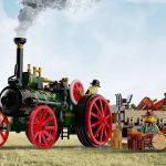 The Old Workhorse Traction Engine Is Not Your Usual LEGO Ideas Submission