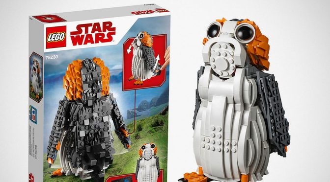 LEGO Star Wars 75230 Porg UCS Set