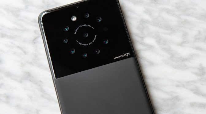 Maker Of 16-Lens Camera Is Making A 9-Camera Smartphone