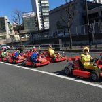In Japan, You Can Tour Cities In <em>Mario Kart </em> Style Complete In <em>Mario</em> Getup