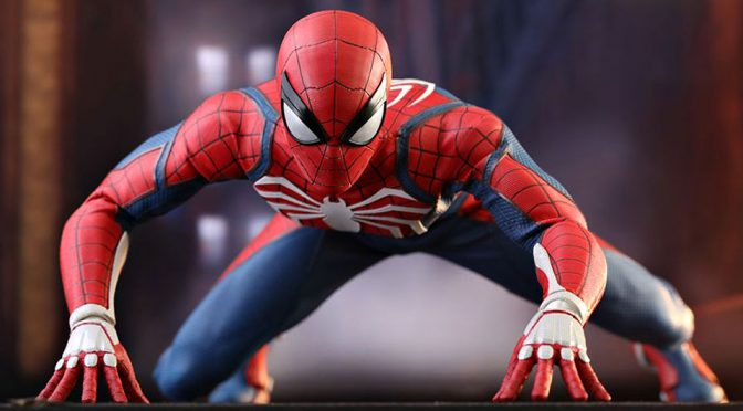 Marvel's <em>Spider-Man</em> Video Game Is Getting Its Own Collectible Figure