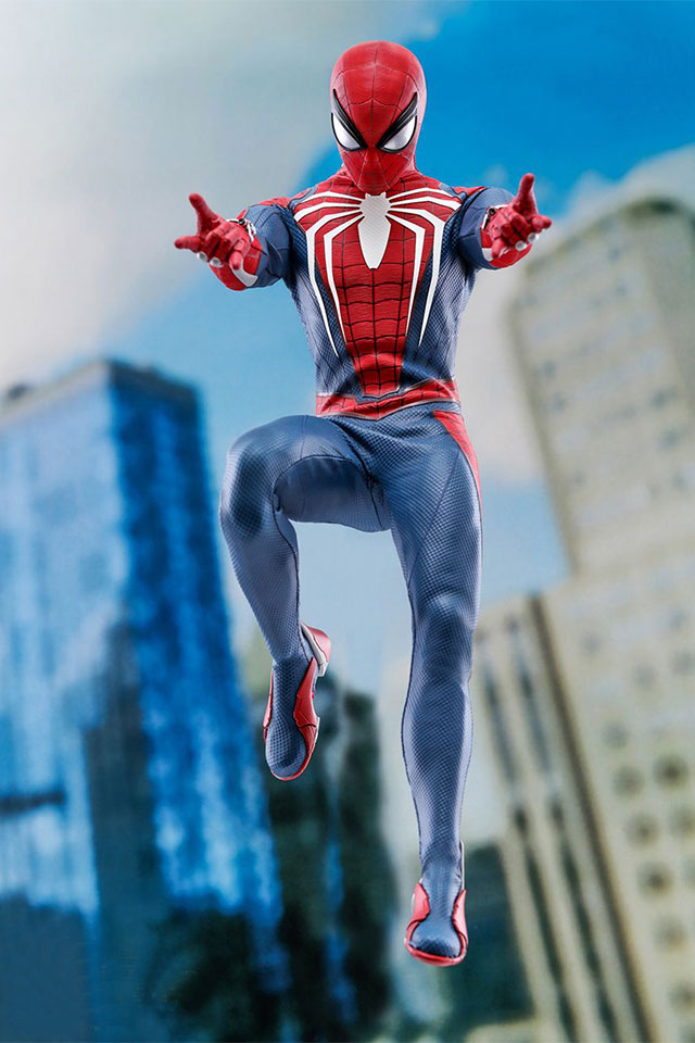 Marvel's Spider-Man 1/6th Collectible Figure