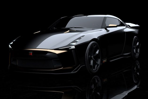 Nissan GT-R50 by Italdesign Goodwood
