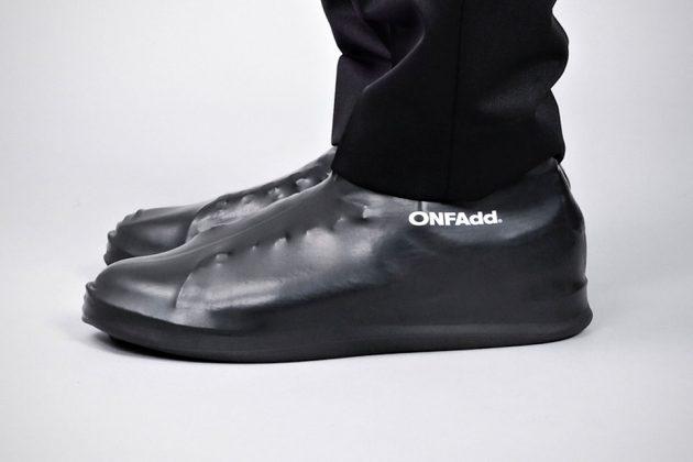ONFAdd of Japan Rain Socks