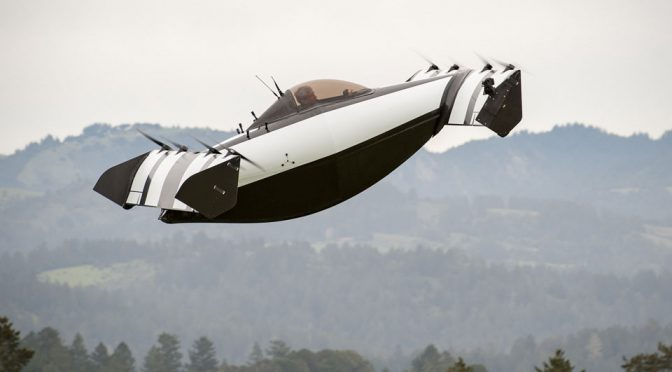 Opener Unveiled BlackFly Flying Car, But It Really Is An Ultralight Aircraft