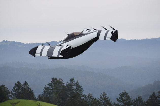 Opener BlackFly Flying Car Unveiled