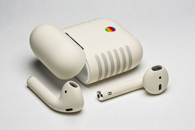Retro Color Apple AirPods by Colorware