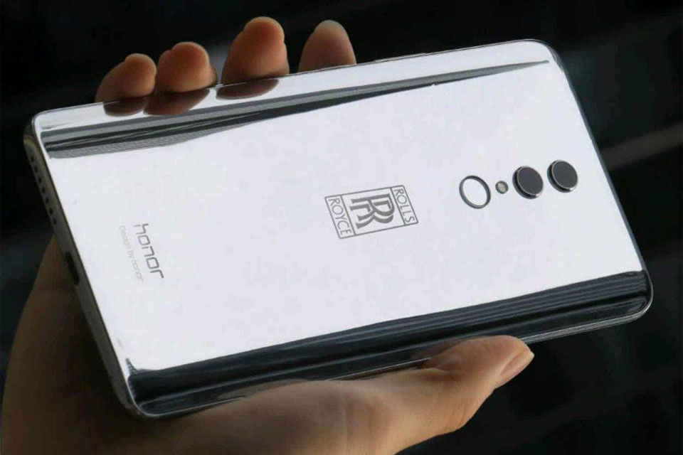 Rolls-Royce Note 10 Smartphone by Honor