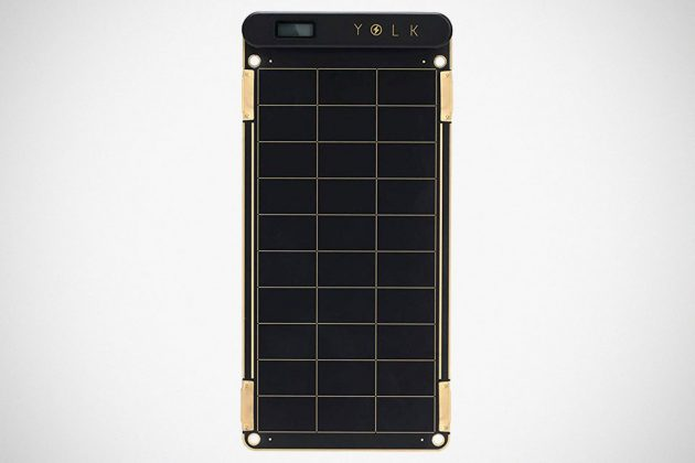Solar Paper Paper-thin Solar Charger