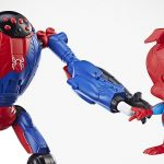 <em>Into The Spider-Verse</em> Characters And The Action Figures Revealed
