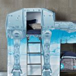 Well, If This Isn't The Crudest AT-AT-themed Bunk Bed…