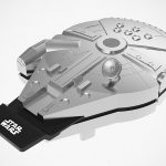 Here's Another <em>Star Wars</em> Millennium Falcon Waffle Maker Money Can Buy