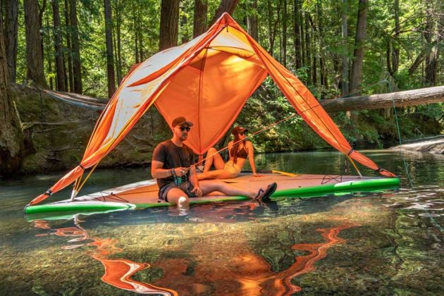 Tentsile Universal Floating Shelter-Tent