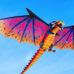 Holy Molly! This 10-Foot Dragon Kite Is Incredibly Realistic Looking!