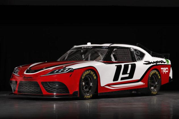 Toyota Xfinity Supra NASCAR Race Car