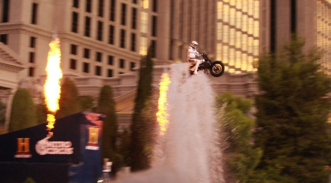 Three Jumps On A Motorcycle, Travis Pastrana Became The New Legend