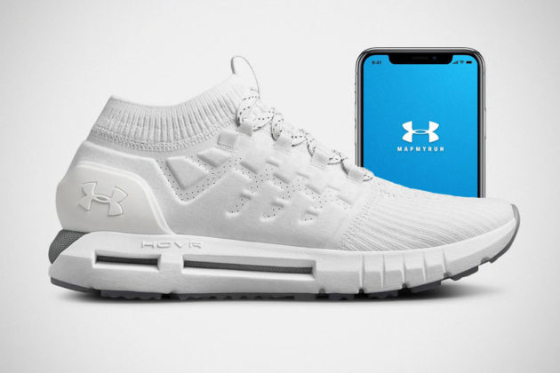 UA HOVR Connected Running Shoes