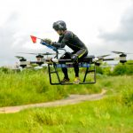 "Chinese Inventor Plans To Take His ""Hoverbike"" On A 3,400 Mi Journey"