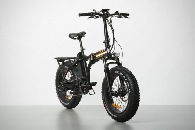 Radmini Electric Folding Fat Bike Is A True Last Mile Ride
