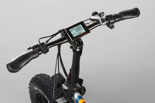 2018 RadMini Electric Folding Fat Bike