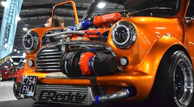 360 HP Turbocharged Classic MINI