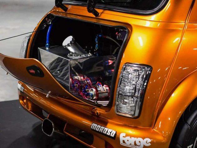 360 HP Turbocharged Classic MINI