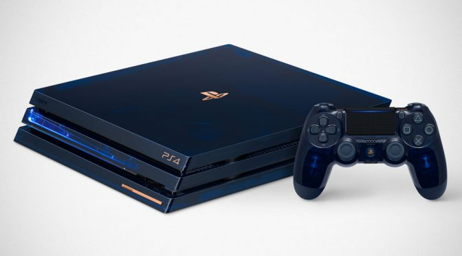 Sony Marks 500 Million+ Playstation Sold With Translucent PS4 Pro
