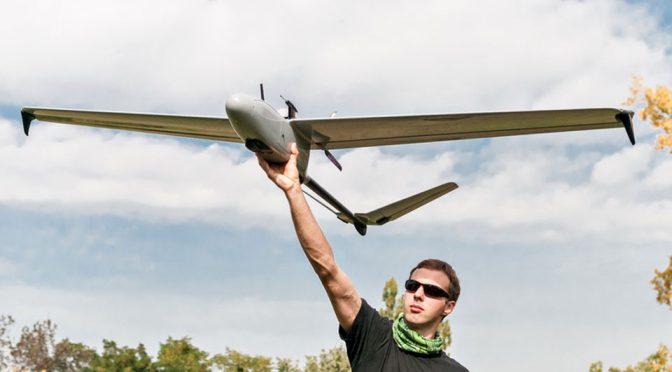 Abris DG FLIRT Aerial Mapping Drone