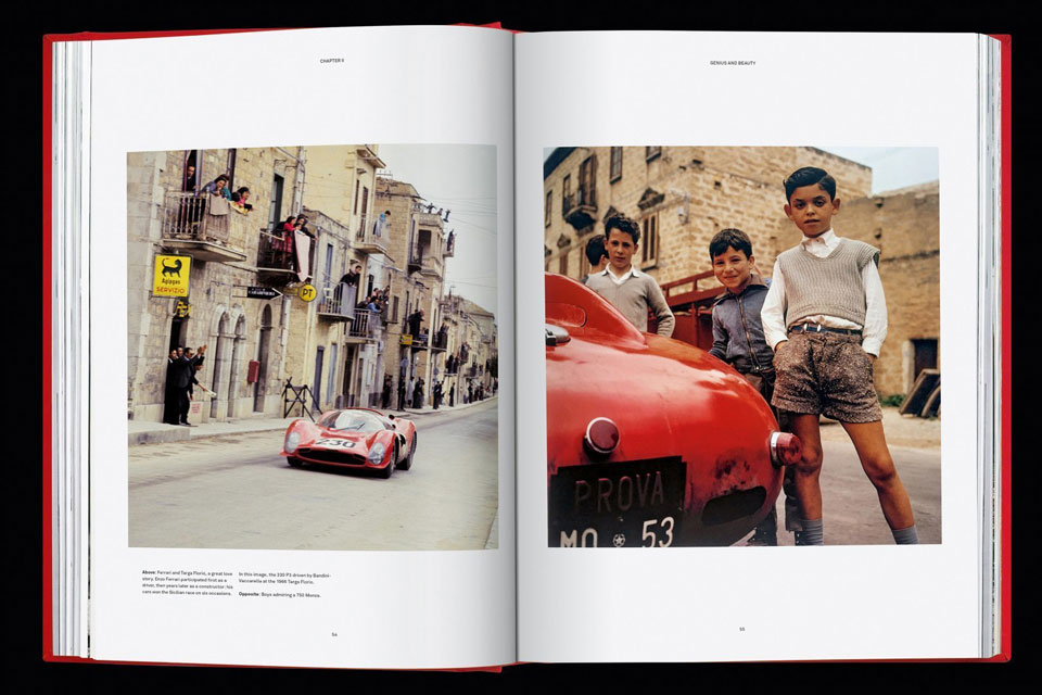 Art and Collector's Edition Ferrari Book