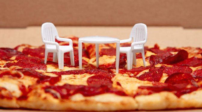 Boston Pizza Takeout Patio Chairs